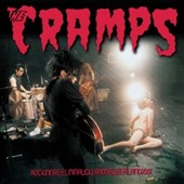 The Cramps: Rockinnreelininaucklandnewzealandxxx