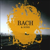 Bach & Sons - chamber works & concertos by C.P.E. Bach, J.S. Bach & W.F. Bach / Amandine Beyer, Edna Stern, Guido Balestracci et al. [7 CDs]