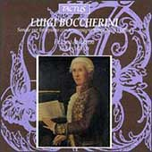 Boccherini: Sonatas for Piano and Violin / Angeleri, Gatti