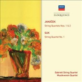Janácek: String Quartets Nos. 1 & 2; Suk: String Quartet No. 1