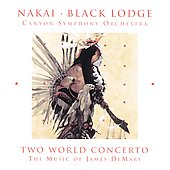 DeMars: Two World Concerto / Nakai, DeMars, et al