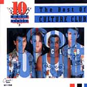 Culture Club: The Best of Culture Club [EMI]