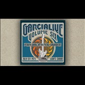 Jerry Garcia/Merl Saunders: Garcialive, Vol. 6: July 5, 1973 - Lion's Share [Digipak] *