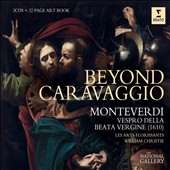 Monteverdi: Vespers della Beata Vergine, 1610 / William Christie, Les Arts Florissants