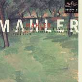 Mahler: Symphony no 1 / Mehta, Israel Philharmonic Orchestra