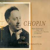 Rubinstein Collection Vol 5 - Chopin: Piano Concertos, etc
