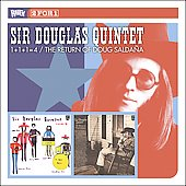 The Sir Douglas Quintet: 1+1+1=4/The Return of Doug Saldaña
