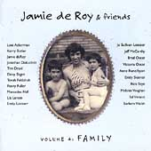 Jamie deRoy: Family, Vol. 4