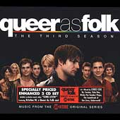 Original Soundtrack: Queer as Folk: The Third Season