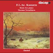 Kunzen: Music for Piano / Thomas Trondhjem