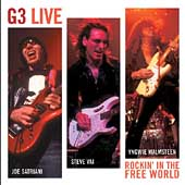 Joe Satriani: G3 Live: Rockin' in the Free World