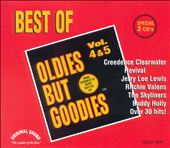 Various Artists: Oldies But Goodies, Vol. 4 & 5