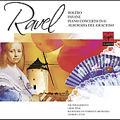 Ravel: Bolero, Piano Concerto, etc / Litton, Pesek, et al