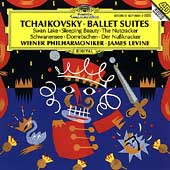 Tchaikovsky: Ballet Suites / Levine, Wiener Philharmoniker