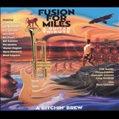 Various Artists: Fusion for Miles: A Guitar Tribute