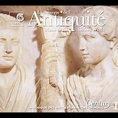 Music of the Ancient World / / A History of Music Century Vol 1