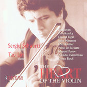The Heart of the Violin - Beethoven, etc / Schwartz