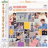 The Beach Boys: All Summer Long [Japan Bonus Tracks] [Remaster]