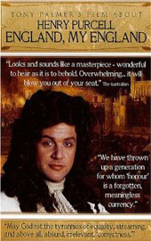 England, My England / Tony Palmer's Film About Henry Purcell [DVD]