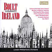 Boult conducts Ireland / Boult, London PO