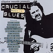 Various Artists: Crucial Rockin' Blues
