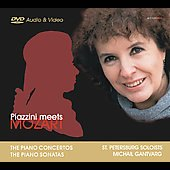 Mozart: Complete Piano Sonatas and Concertos