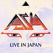 Asia (Rock): Live in Japan