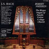 Bach: Great Organ Works / Robert Noehren