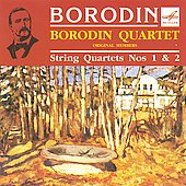 Historical - Borodin: String Quartets / Borodin Quartet