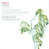 Elgar: Cello Concerto, Falstaff, Romance, etc / Elder, Schiff, et al