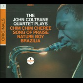 John Coltrane/John Coltrane Quartet: John Coltrane Quartet Plays [Reissue] [Digipak]