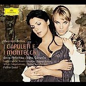 Bellini: I Capuleti e i Montecchi / Luisi, Netrebko, Garanca, et al