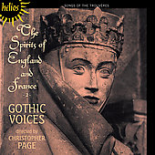 The Spirits of England and France Vol 2 / Gothic Voices