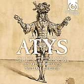 Lully: Atys / William Christie, Guillemette Laurens, Agnès Mellon, Les Arts Florissants