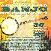 Various Artists: Appalachian Banjo Breakdown