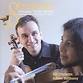 Sarasate: Virtuoso Violin Works