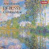 Debussy: Chamber Music / Athena Ensemble