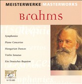 Masterworks: Brahms [Box Set]