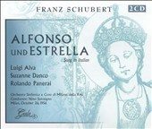 Schubert: Alfonso und Estrella