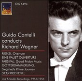 Guido Cantelli Conducts Richard Wagner