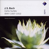 J.S. Bach: Cello Suites BWV 1007-1012