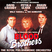 International Cast: Blood Brothers [The International Recording]