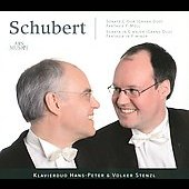 Schubert: Sonate C-Dur (Grand Duo); Fantasie F-moll