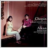 Chopin: Sonate pour violoncelle et piano; Alkan: Sonate de concert pour violoncelle et piano