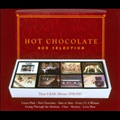 Hot Chocolate (UK): Box Selection: Their 8 RAK Albums 1974-1983 [Box]