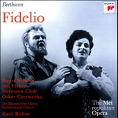 Beethoven: Fidelio / B&ouml;hm, MET 1960
