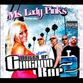 Various Artists: Ms. Lady Pinks Presents: Voices of Chicano Rap, Vol. 2 [Box] [PA]
