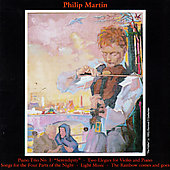 Martin: Piano Trio no 1, etc / Crawford Trio, et al