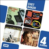 Chet Baker (Trumpet/Vocals/Composer): Chet Baker Sings/Chet Baker Big Band/Chet Baker and Crew/The Most Important Jazz Album of 1964/1965