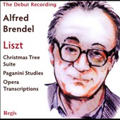 Liszt: Christmas Tree Suites; Grand Etudes de Paginini; Opera Transcriptions